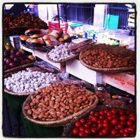Photo taken at Marché d'Aligre by Ana H. on 4/19/2013
