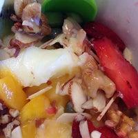 Photo taken at Umix Frozen Yogurt by Carlos Z. on 5/3/2014