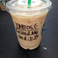Photo taken at Starbucks by Carlos Z. on 3/19/2014