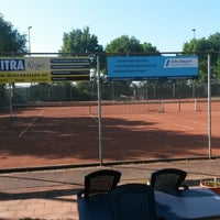 Photo taken at NTC Tennispark by Sander d. on 5/31/2014