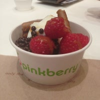 Photo taken at Pinkberry by Wendy G. on 11/19/2012