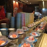 Photo taken at Sushi Bay by Donovan W. on 1/28/2013