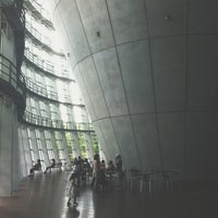 Photo taken at The National Art Center, Tokyo by Cory G. on 7/28/2013