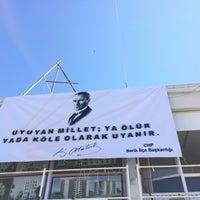 Photo taken at Chp Serik İlçe Binası by 0lgun T. on 10/9/2015