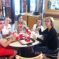 Photo taken at Wendy's by Christophe C. on 7/21/2014