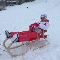 Das Foto wurde bei Kinderhotel Buchau / Rieser von Вика С. am 12/26/2014 aufgenommen