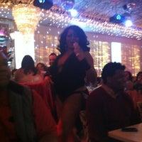 Photo taken at Kit Kat Lounge & Supper Club by Koya H. on 12/16/2012