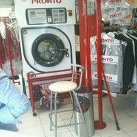 Photo taken at Pronto tintorerias by Juan G. on 9/14/2012