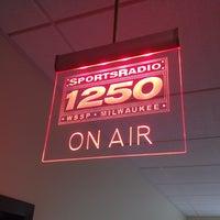 Photo taken at SportsRadio1250 by Steve Z. on 9/21/2013