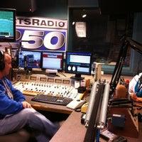 Photo taken at SportsRadio1250 by Steve Z. on 11/17/2012
