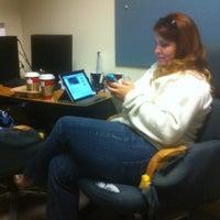 Photo taken at SportsRadio1250 by Steve Z. on 11/10/2012