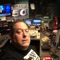 Photo taken at SportsRadio1250 by Steve Z. on 4/27/2013