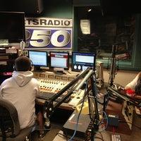 Photo taken at SportsRadio1250 by Steve Z. on 4/6/2013