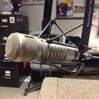 Photo taken at SportsRadio1250 by Steve Z. on 4/13/2013