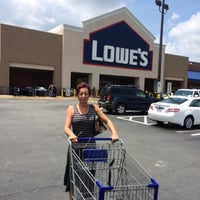 Photo taken at Lowe's Home Improvement by Alex B. on 6/22/2014