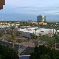 Photo taken at Hilton Phoenix/Mesa by Alex B. on 9/27/2016