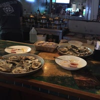 Photo taken at Rockefellers Raw Bar by Alex B. on 9/23/2017