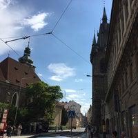 Photo taken at U Jindřišské věže by Alex B. on 6/1/2016