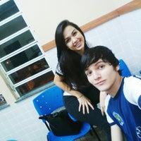 Photo taken at Escola Estadual Ruy Araujo by Brunna A. on 5/30/2014
