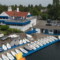 Photo taken at Seattle Yacht Club by Seattle Yacht Club on 3/20/2014