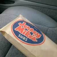 Photo taken at Jersey Mike's Subs by Anthony @. on 6/23/2013
