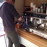Photo taken at Кофе на колесах by Andrew D. on 5/19/2014