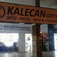 Photo taken at Kalecan Ortopedi by Öner K. on 3/28/2017