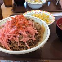 Photo taken at Sukiya by Mikio Y. on 6/1/2014