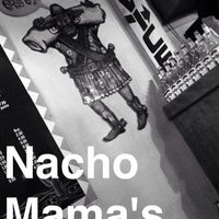 Photo taken at Nacho Mama's by S. 〽. on 10/29/2014