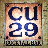 Foto scattata a CU29 Cocktail Bar da CU29 Cocktail Bar il 3/20/2014