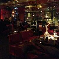 Photo taken at Gazuza Lounge by Julia A. on 1/27/2013