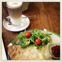 Photo taken at Marthy's Kitchen by Caroline G. on 5/4/2014