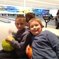 Photo taken at AMF Bowling by The Twyford T. on 7/10/2012