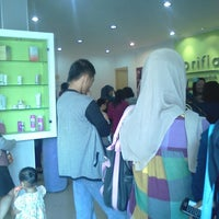 Photo taken at Oriflame by Windy S. on 3/2/2013