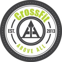 Photo taken at CrossFit Above All by CrossFit Above All on 3/20/2014