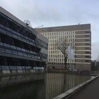 Photo taken at Tilburg University Library by Valdery J. on 12/13/2016