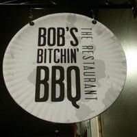 Photo taken at Bob's Bitchin' BBQ by Tamara S. on 11/1/2012