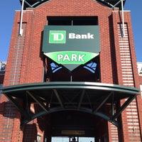 Photo taken at Somerset Patriots Baseball @ TD Bank Ballpark by Sparkee M. on 5/14/2013