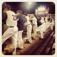 Photo taken at Somerset Patriots Baseball @ TD Bank Ballpark by Sparkee M. on 7/2/2013