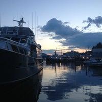 Photo taken at Ketchikan, Alaska Pier One by Megan C. on 6/17/2013