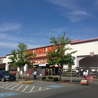 Photo taken at The Home Depot by Megan C. on 5/10/2013
