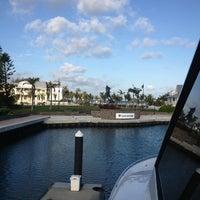Photo taken at Chub Cay Marina by Megan C. on 4/28/2013