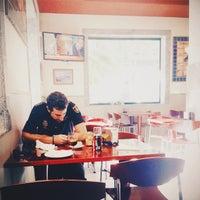 Photo taken at Cafetería Restaurante Don Pelayo by Johnny V. on 6/10/2013