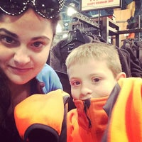 Photo taken at The North Face Outlet by Jennifer N. on 5/2/2014