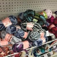 Photo taken at JOANN Fabrics and Crafts by Jennifer N. on 4/24/2014