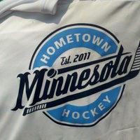 Photo taken at Duluth Heritage Sports Center by Lindsay A. on 8/18/2013