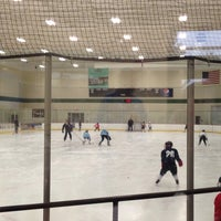 Photo taken at Vadnais Sports Center by Lindsay A. on 9/28/2014