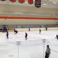 Photo taken at Vadnais Sports Center by Lindsay A. on 3/20/2015