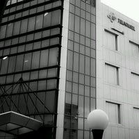 Photo taken at Telkomsel Telecommunication Center (TTC) by Ilham W. on 3/22/2013