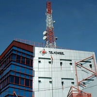 Photo taken at Telkomsel Telecommunication Center (TTC) by Ilham W. on 2/7/2013